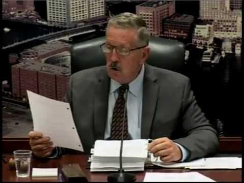 Boston Planning & Development Agency Meeting  10-20-16