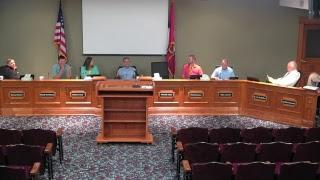 Springdale Public Schools   October School Board Meeting
