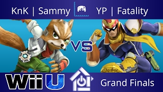 typo the lab 5 18 17 knk   sammy fox vs yp   fatality falcon smash 4 grand finals