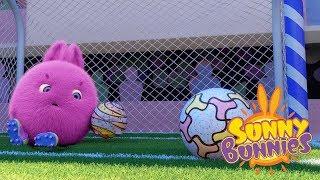 Cartoons for Children | SUNNY BUNNIES - FOOSBALL CUP | Funny Cartoons For Children