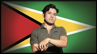 Flag / Fan Friday GUYANA + The FIRST BEER SENT!? (Geography Now!)