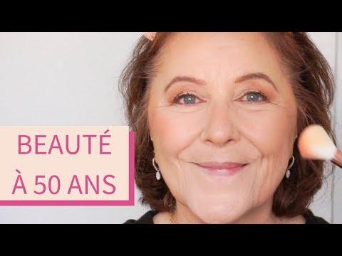 Comment se maquiller à 50 ans : 11 conseils ?