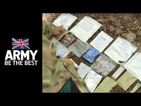 What's in a ration pack? - Squared Away - Army Jobs