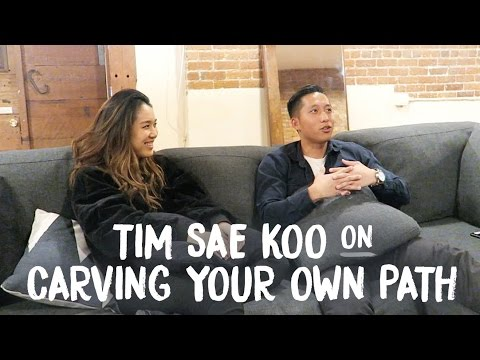 Carving Your Own Path and Challenging Traditional Business Practices | Tim Sae Koo