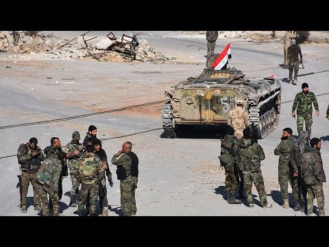 Is Assad Poised to Reclaim East Aleppo?