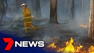 NSW communities in shock over the devastating fires ripping through the state | Adelaide |7NEWS