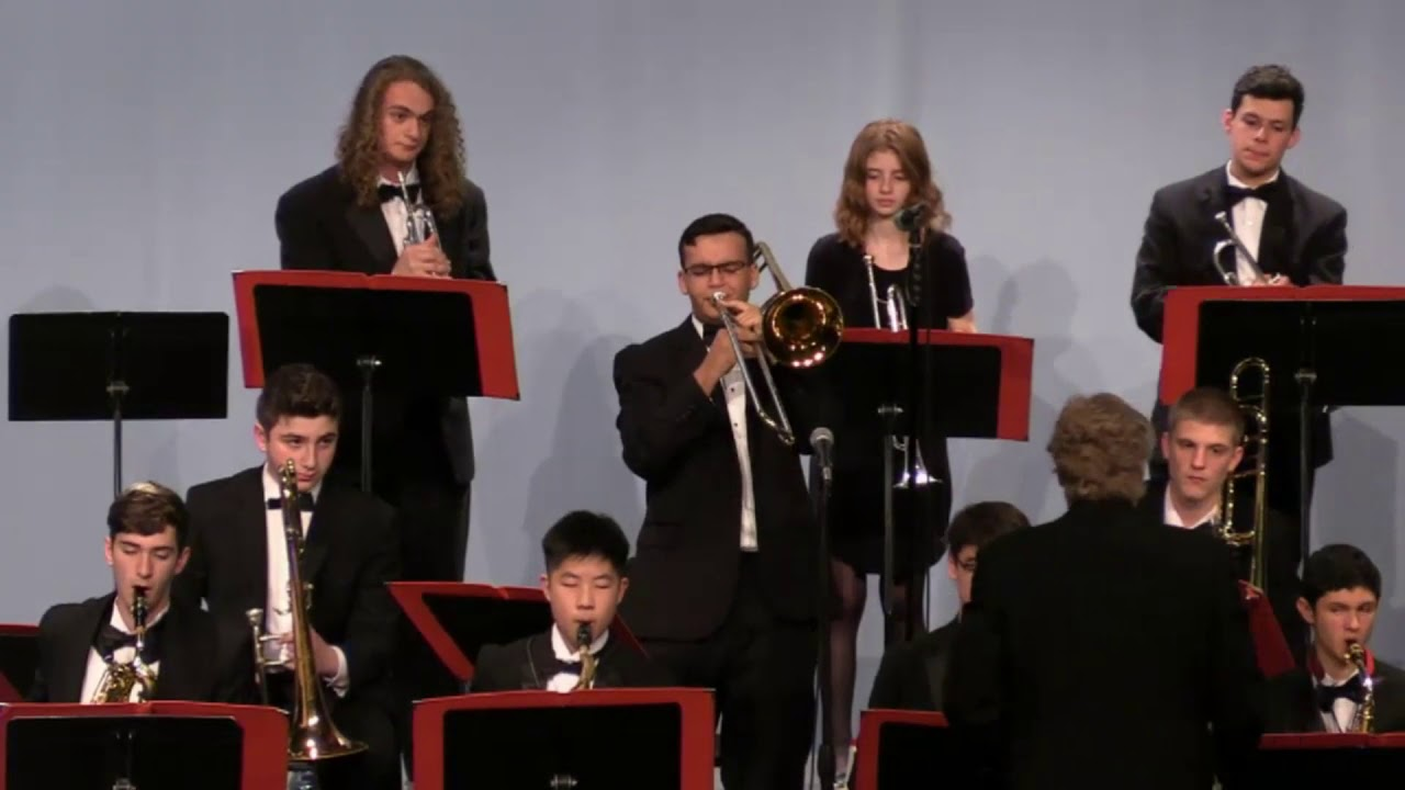 Cherry Hill East Jazz and Orchestra Concert Spring 2019