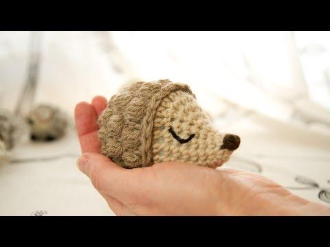 Herbert el erizo felpa Amigurumi Crochet patrón | Patrones ... | 360x480