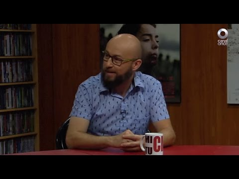 Mi cine, tu cine - Jorge Michel Grau (13/04/2017)