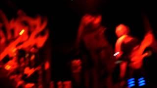 "Portal performing ""Illoomorpheme"" at the Hi Fi Bar, 11.01.13."
