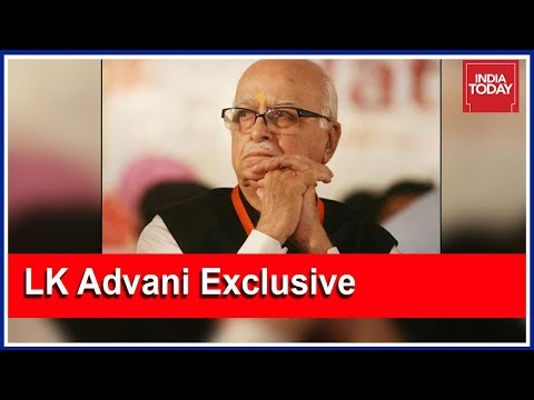 LK Advani, Vajpayee's Closest Friend For 65 Years, Talks To India Today | Rahul Kanwal Interview