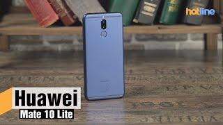 видео Подробный обзор Huawei Mate 10 Lite