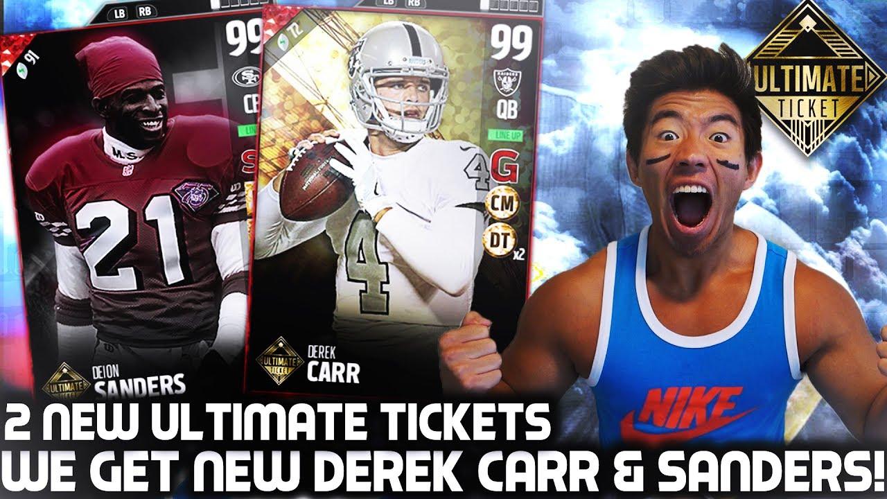 we-get-ultimate-tickets-derek-carr-deion-sanders-madden-17-ultimate-team