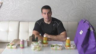 Обзор фитнес еды с доставкой на дом (MED line)
