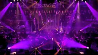 """HIGH VOLTAGE SYMPHONY """" The Crown And the Ring - MANOWAR"""" Tratto da..."""