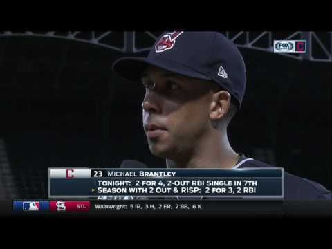 The Cleveland Indians have the real Michael Brantley back