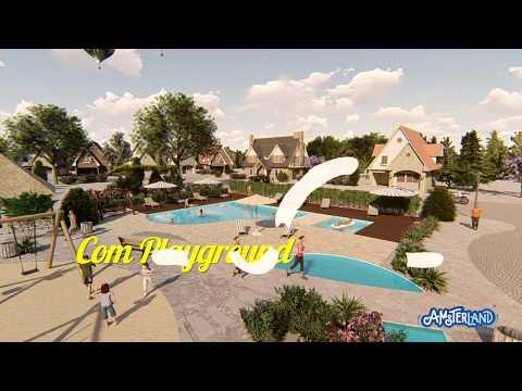 Complexo Turístico Termal Amsterland e Condomínio Termal Nova Holanda