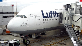 Amazing flight on United Boeing 777-200ER Houston to Amsterdam + Leiden & Rotterdam