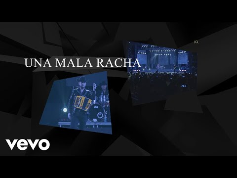 Calibre 50 - Una Mala Racha (Lyric Video)