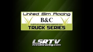 23: Dover // USR B&C Lawn and Landscaping Truck Series