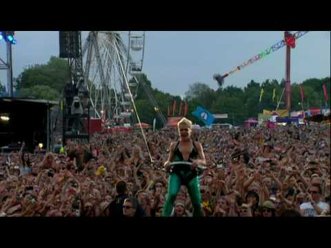 Pink - So What (LIVE) [Isle of Wight Festival Highlights] High Definition