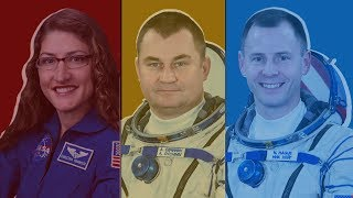 Expedition 59-60 Crew News Conference