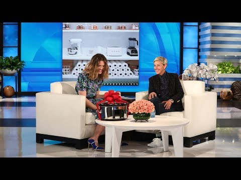 Ellen Gives Mandy Moore the 'Perfect' Housewarming Gift