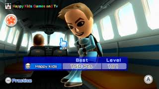 Wii Sports Resort - Airsports - Skydiving - Best For Kids - Happy Kids Games And Tv - 1080p