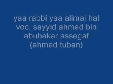 Ahmad tuban assegaf