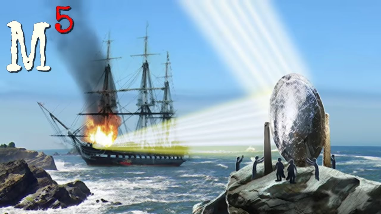 5 Mysterious and Secret Weapons in History