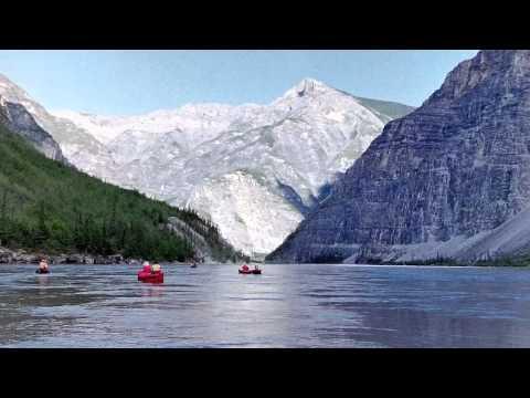Natural wonders - Nahanni (Canada)