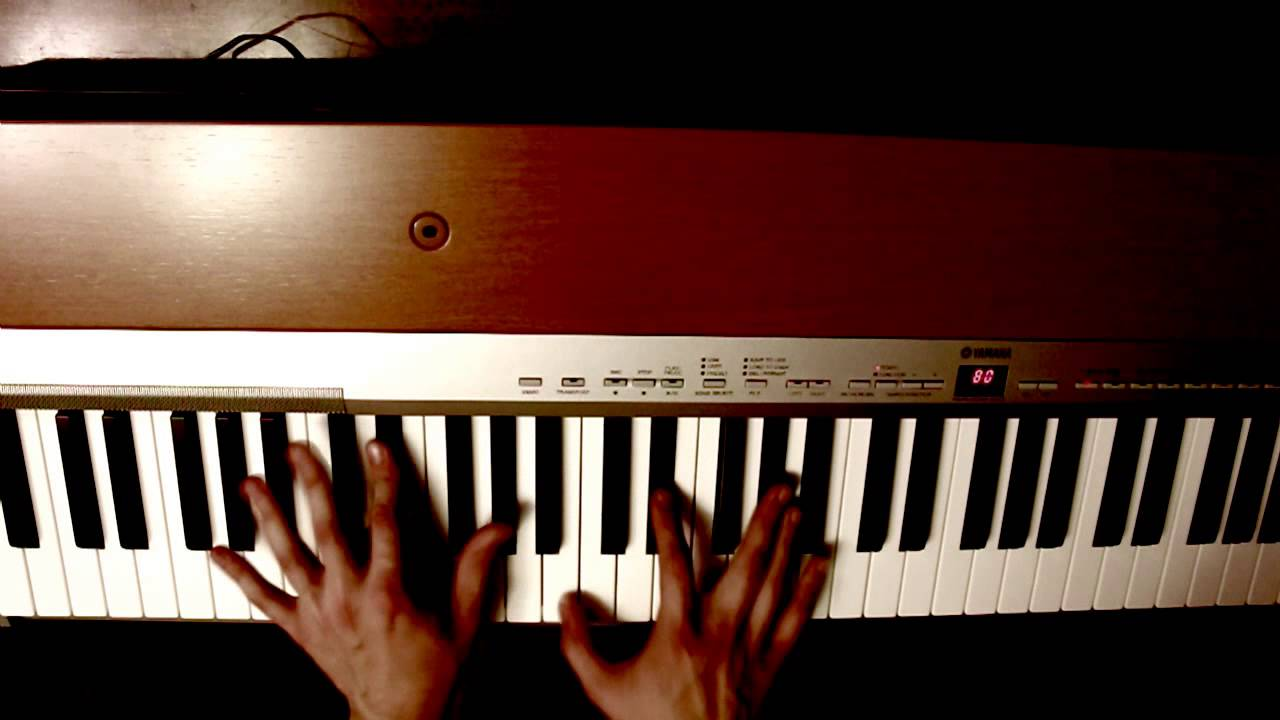 Red hot chili peppers breaking the girl piano cover youtube hexwebz Gallery