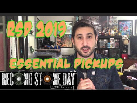 Record Store Day 2019 - Albums You NEED To Buy!