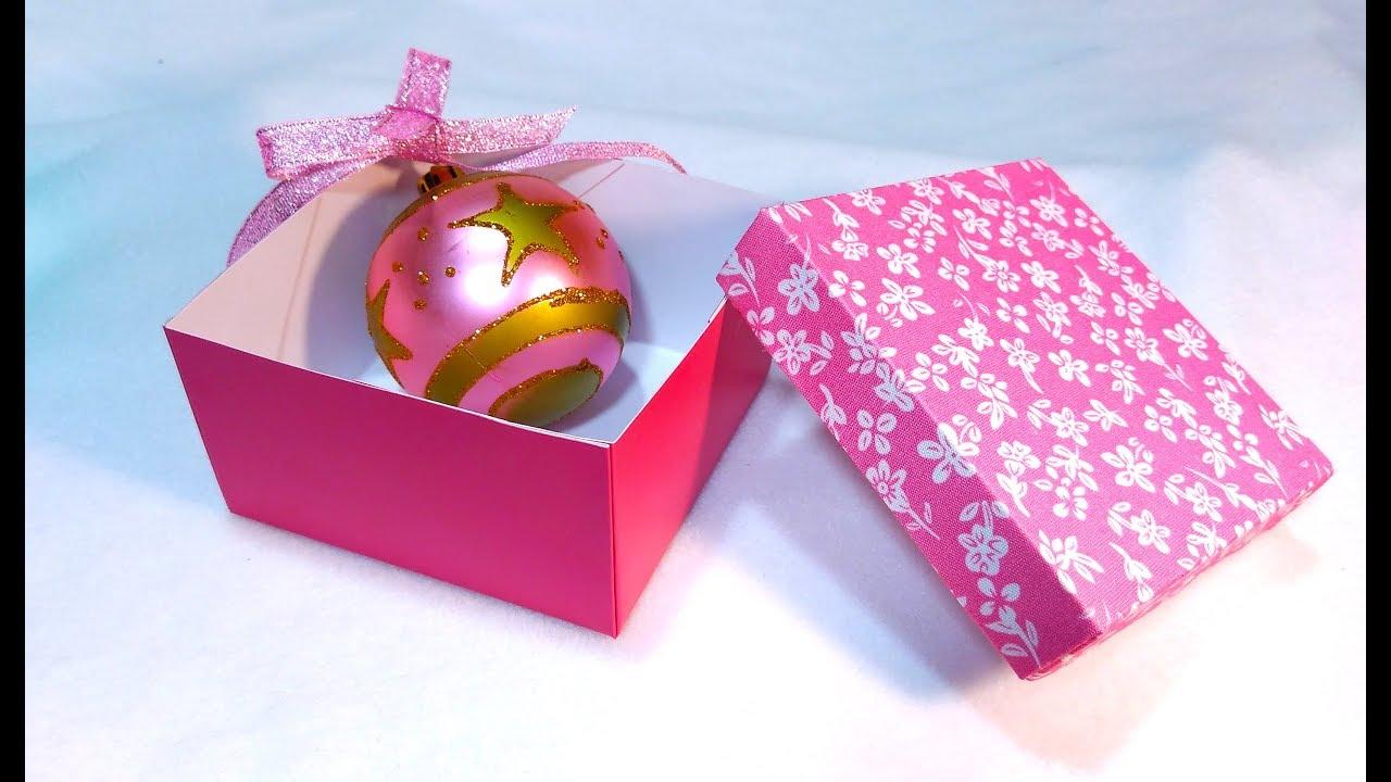Make Your Own Gift Box | Dream Wedding IdeaS Around The World