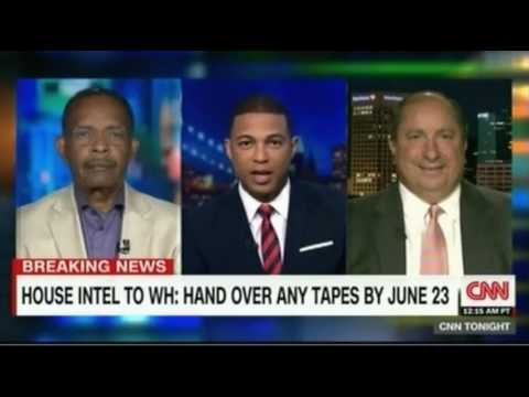 Don Lemon Radio Hosts Joe Madison and John Fredericks spar over Trump and Comey's recent statements