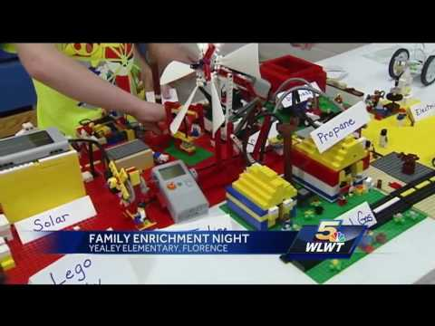 An evening of science, fun and health at Yealey Elementary