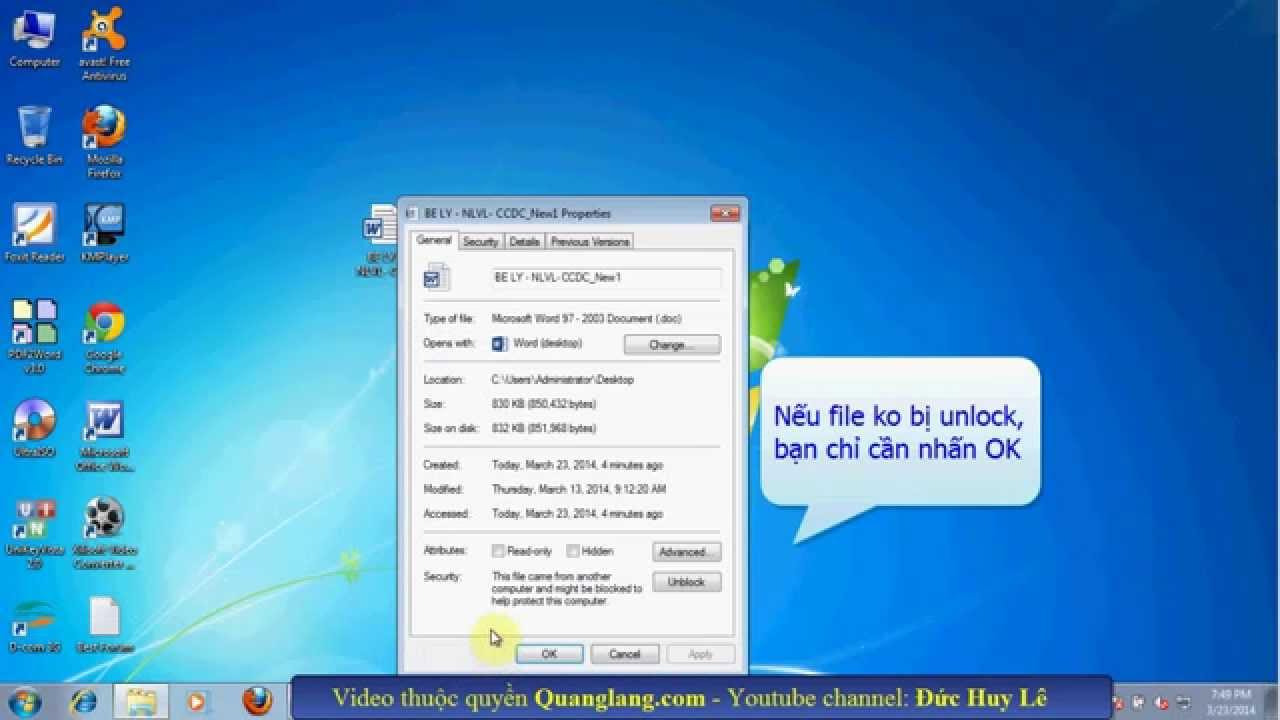 Cách phục hồi file Word bị lỗi không mở được, lỗi mã hóa ký tự