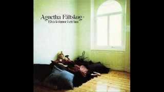 Agnetha Fältskog  ( ABBA )- Tack för en underbar vanlig dag - instrumental version ( with lyrics )