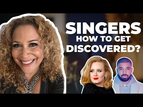 SINGERS- How to get discovered | Advice for every singer from Talent Manager
