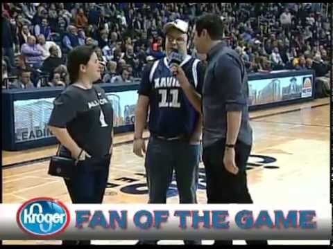 Xavier Basketball Game Proposal With D Lo And Kiss 107 Youtube