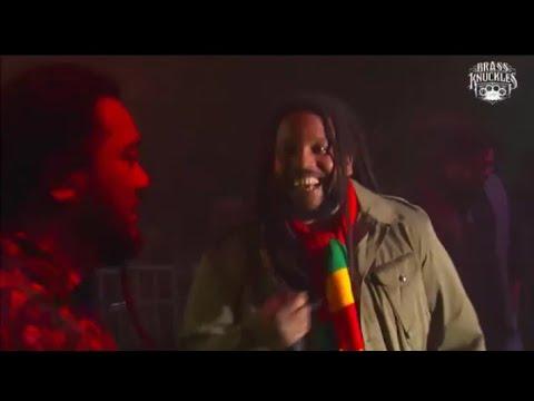 J Boog ft Stephen Marley - Good Feeling (Live at California Roots 2018 HD)