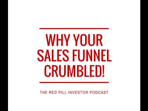 Why Your Sales Funnel Crumbled!