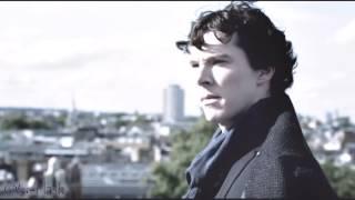 Как уломать Шерлока на поцелуй. Видео урок от Джима.
