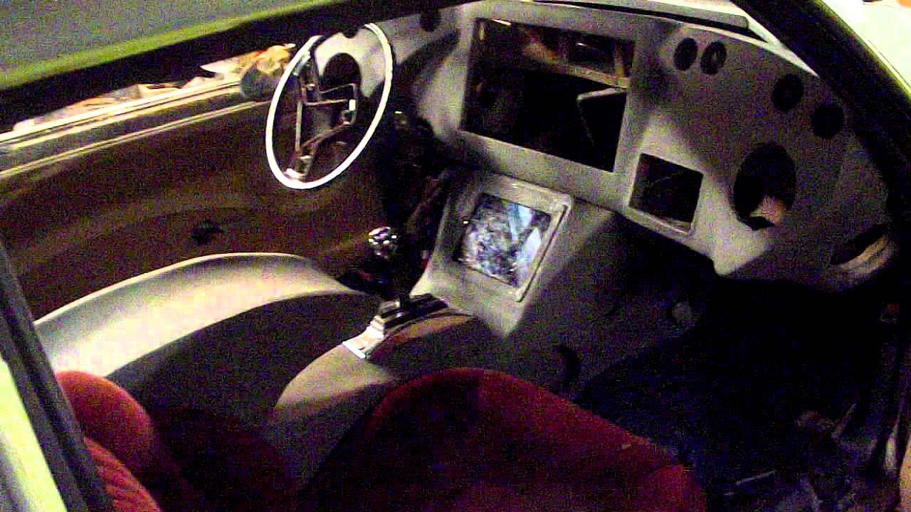 Fiberglass dash  console  Cutlass For Sale  YouTube