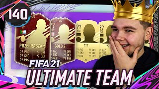 RONALDO CZY RASHFORD? - FIFA 21 Ultimate Team [#140]