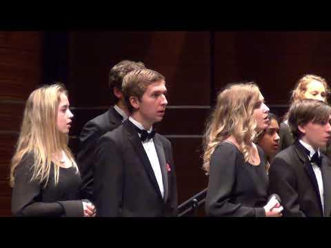 Prairie Ridge A capella Choir - Gloria Patri