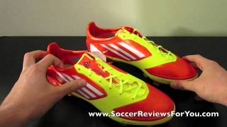 Adidas F50 adizero Synthetic (miCoach) - UNBOXING
