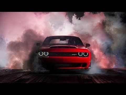 2018 Dodge Challenger SRT Demon - INSANE BURNOUT ...