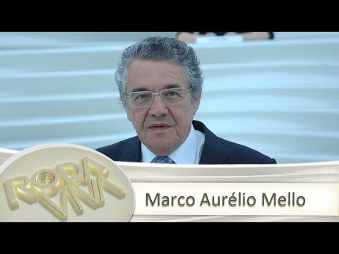 Roda Viva | Marco Aurélio Mello | 19/10/2015