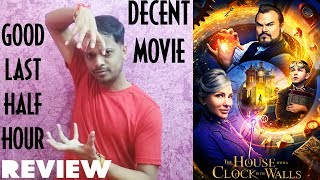 The House with a Clock in Its Walls (2018) Comedy, Family, Fantasy Movie Review In Hindi | FeatFlix